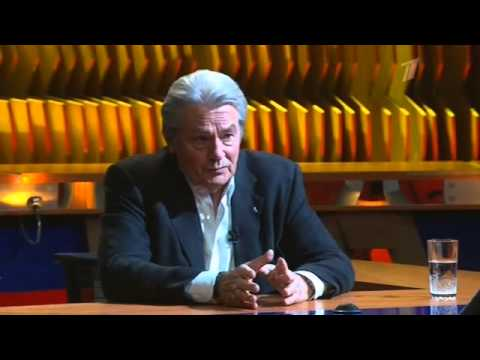 видео: Ален Делон о Жераре Депардье (