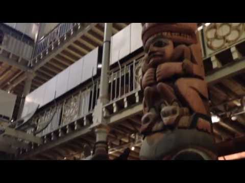 Pitt Rivers Museum of Anthroplogy & Natural History Museum, Oxford
