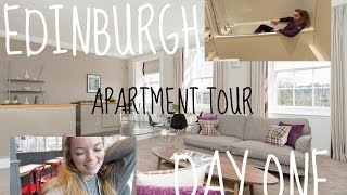 Gambar cover Edinburgh Apartment Tour! || Day One