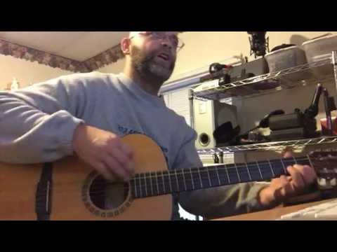Only Fools Rush In Solo Acoustic Cover Youtube