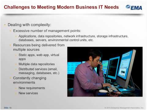 New Rules, New Requirements: IT Systems Management in a New World