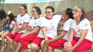 Costa Júnior   Projeto Saúde, Bombeiros e Sociedade promoveu confraternização natalina no Córrego de