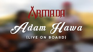Download Video Adam Hawa (Live On Board) MP3 3GP MP4