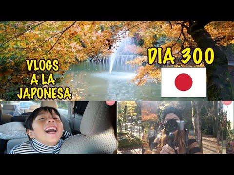 Disfrutando el Otoño Japonés + Sin Traducción ¯\_(ツ)_/¯ JAPON - Ruthi San ♡ 13-11-16