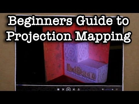 Beginners Guide to Projection Mapping