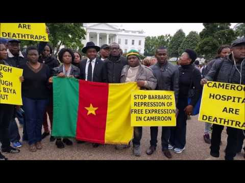 Cameroon strike by the Anglophones against the Francophones who enslave English speakers