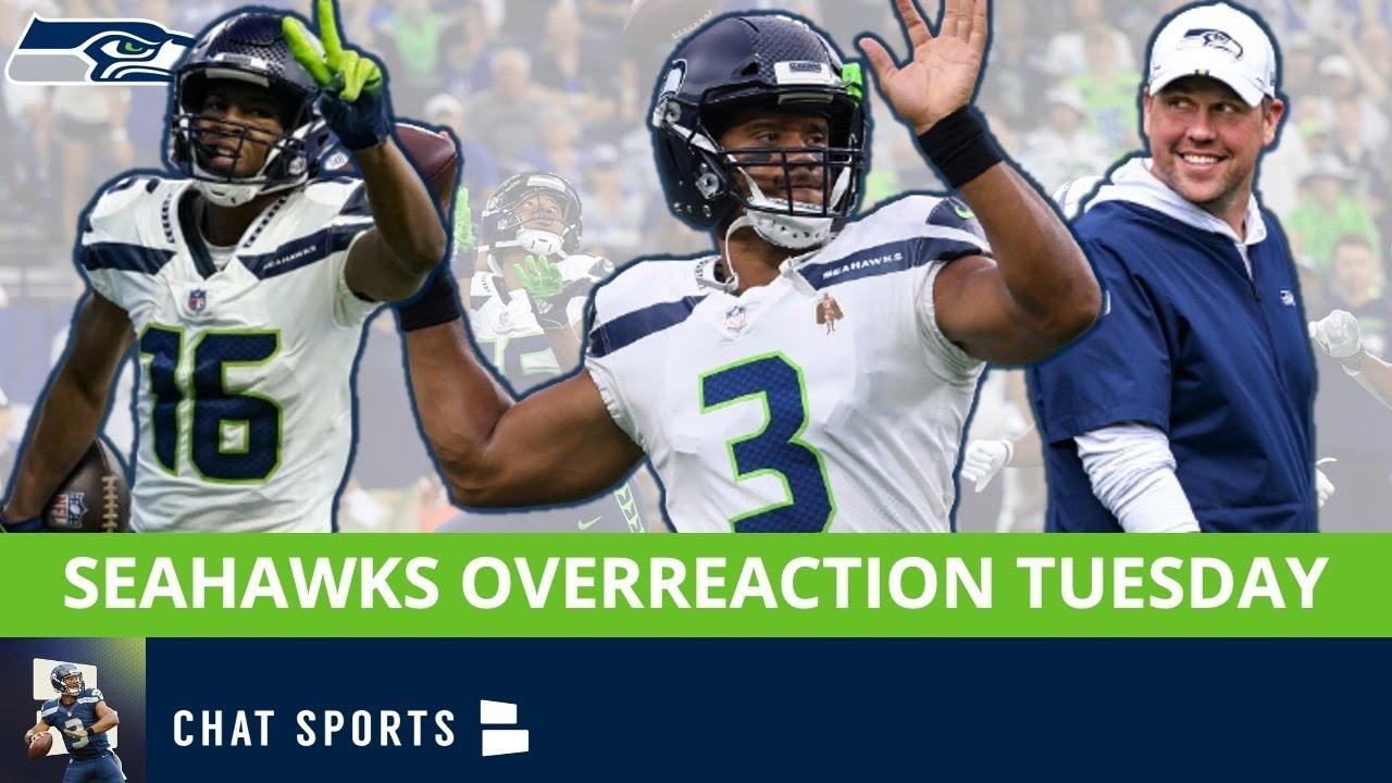 Seahawks Rumors & Overreactions After NFL Week 1 Win: Russ for MVP? Tyler Lockett Over DK Metcalf?