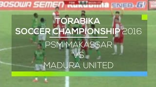 Video Gol Pertandingan PSM Makasar U21 vs Madura United