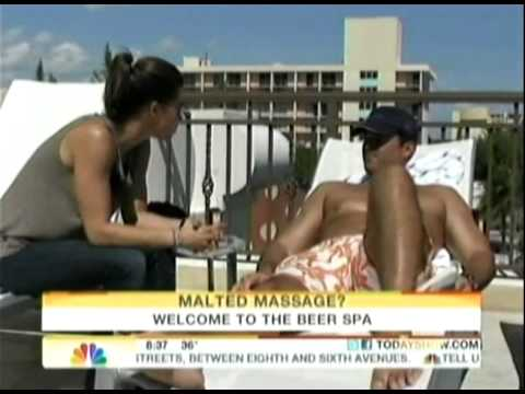 Beer Chic Massage Treatment at The Atlantic Resort & Spa in Fort Lauderdale