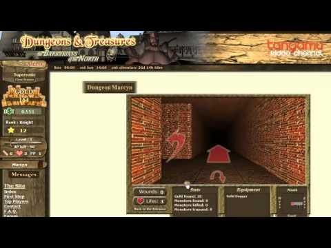 Cara Bermain Dungeons Treasures