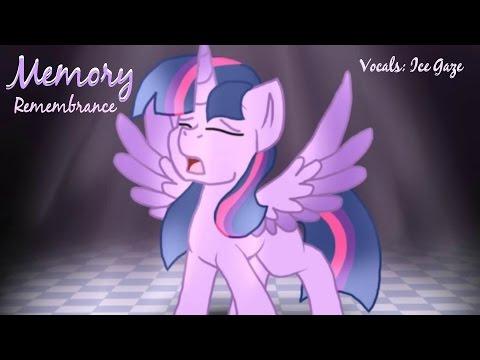 Remembrance Sing-along w/lyrics- Memory (Twilight's Song) Animatic