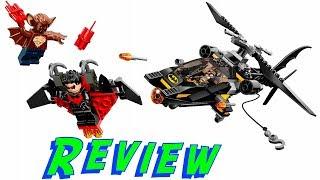 LEGO Batman: Man-Bat Attack 76011 DC Super Heroes Review