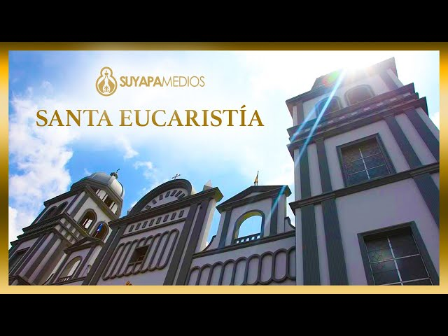 Santa Eucaristía 14 de Noviembre 2020 desde la Basílica Nuestra Señora de Suyapa