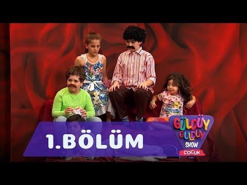 Güldüy Güldüy Show Çocuk 1. Bölüm Tek Parça