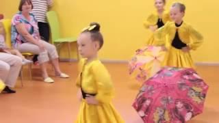 Sky park  концерт группы детей 6 7 лет, эстрадный танец 'Осенние забавы'
