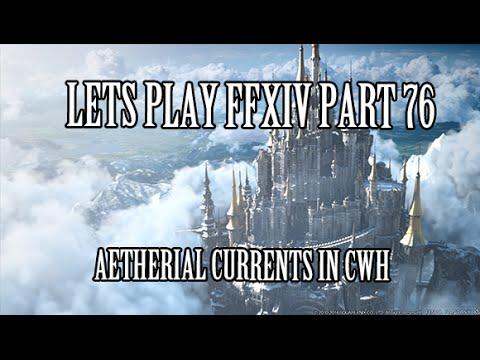 Lets Play Ffxiv Heavensward 74 Coerthas Western Highl