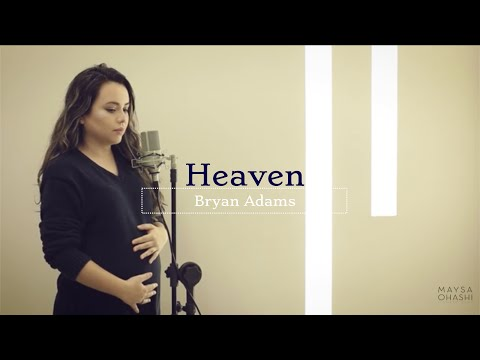 Heaven - Bryan Adams (Lyric Video)