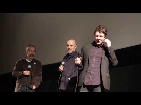 Pickups Premiere - Aidan Gillen & Jamie Thraves at the IFI
