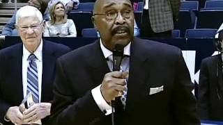 Cal Basketball: Earl Robinson - 2011 Pete Newell Career Achievement Award