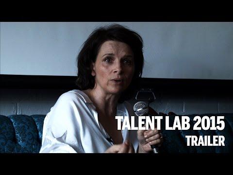 TALENT LAB Trailer   2015