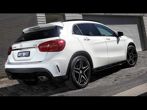 2015 2016 mercedes benz gla class x156 youtube. Black Bedroom Furniture Sets. Home Design Ideas