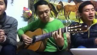 Tiễn bạn lên đường guitar - Trần Anh Tuấn