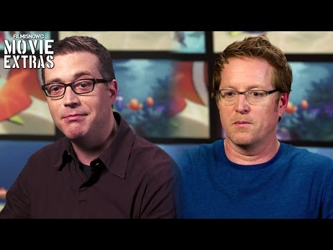 Finding Dory | On-set with Andrew Stanton & Angus MacLane 'Directors' [Interview] Mp3
