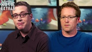 Finding Dory | On-set With Andrew Stanton & Angus MacLane 'Directors' [Interview]
