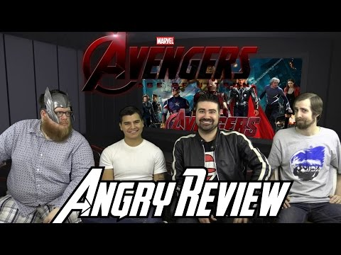 Avengers: Age of Ultron Angry Review [Vlog]