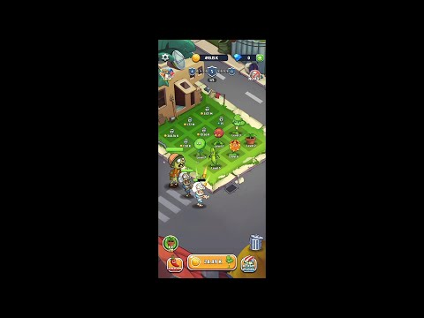 Merge Plants (by ONESOFT) - casual game for Android and iOS - gameplay.