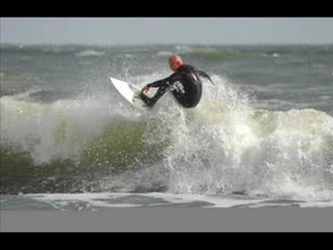 Surfing South Wales. Langland Surf and Skate Division.