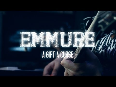 EMMURE - A Gift A Curse (guitar cover) mp3