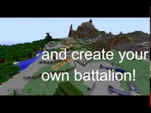 WoM Flans - Военный сервер сервер Minecraft