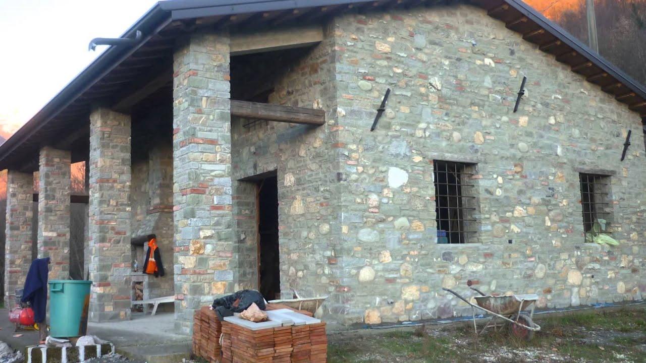 Pietre per rivestimenti esterni artigianipietracredaro - Rivestimenti per terrazzi esterni ...