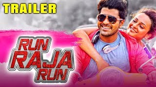 Run Raja Run (2019) Official Hindi Dubbed Trailer | Sharwanand, Seerat Kapoor, Adivi Sesh
