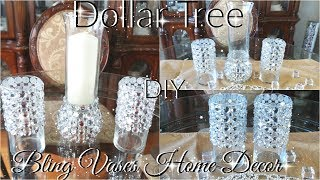 Baixar DIY DOLLAR TREE BLING VASES AND CANDLE HOLDER DECOR PETALISBLESS 🌹