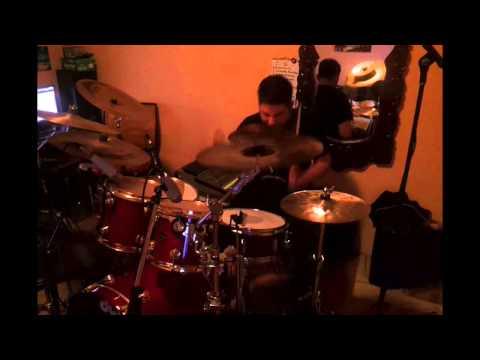 Negativ-Kraj-drum cover(miki drums)