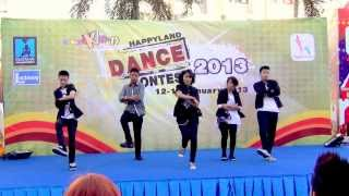 vuclip 130112 Mimiz cover SHINee @Happyland Dance Contest 2013(Audition)
