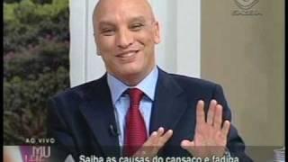 Fadiga, Estafa e Exaustão com Dr Cyro Masci - 2/3