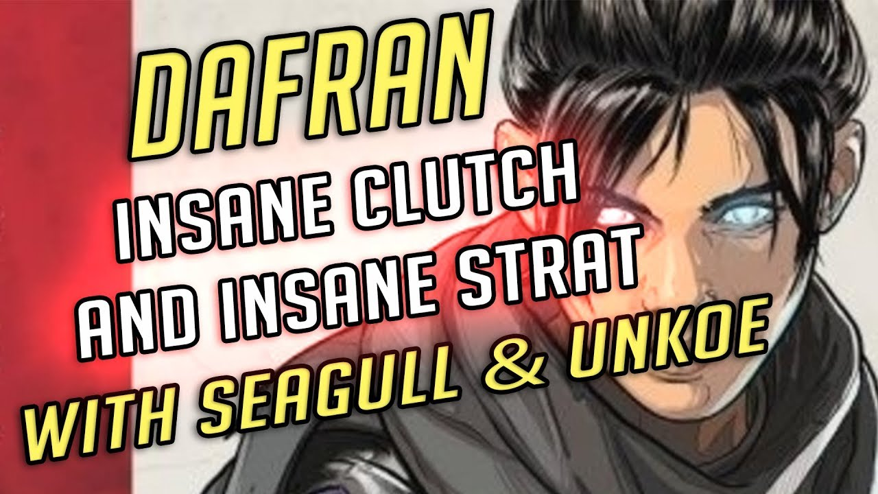 Apex Legends - INSANE CLUTCH AND INSANE STRAT AT THE END WITH SEAGULL AND  UNKOE !!!