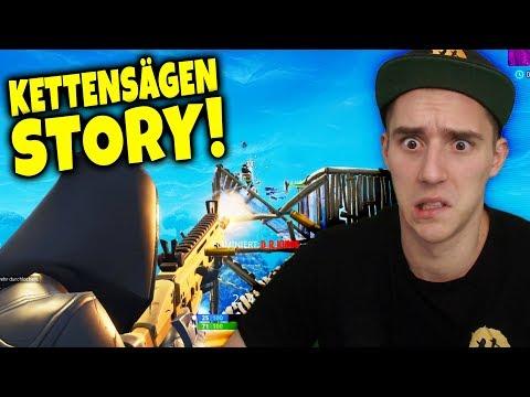 DIE KETTENSÄGEN STORY!  Reallife Story