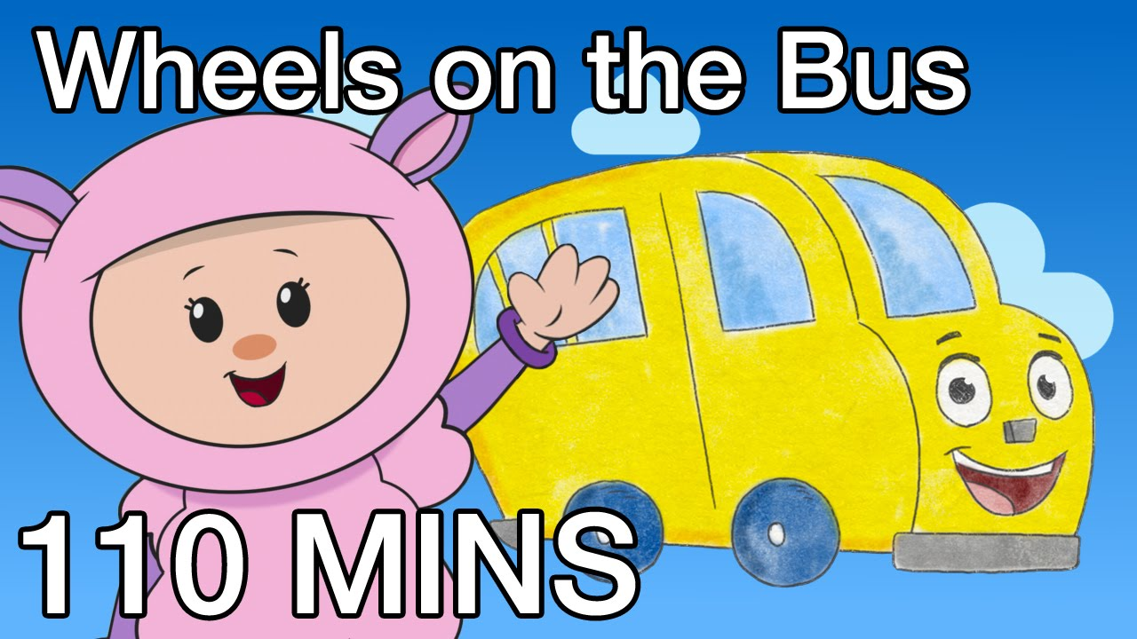 Wheels On The Bus And More Nursery Rhymes By Mother Goose Club Playlist (1)