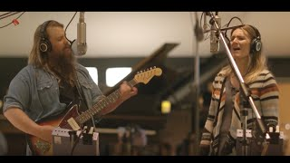 Morgane Stapleton with Chris Stapleton - You Are My Sunshine [Making of the Song]