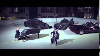 Batman Evolution   ThePianoGuys