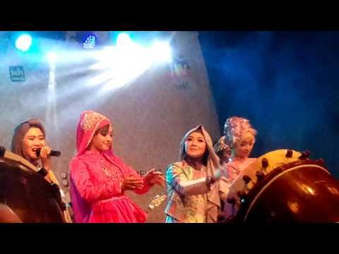 Jihan Audy , Tasya Rosmala , Ratna Antika