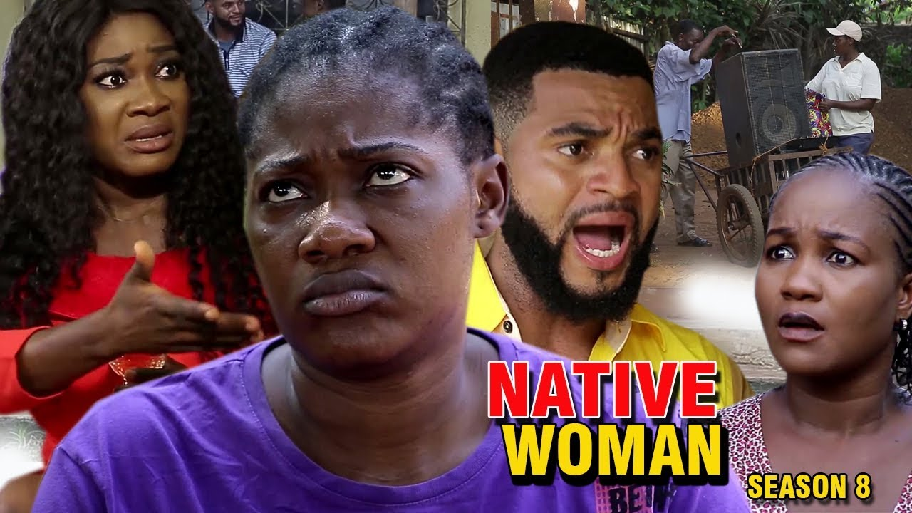 Download NATIVE WOMAN PART 8 - Best Of Mercy Johnson New Movie 2019 Full HD (Nollywoodpicturestv)