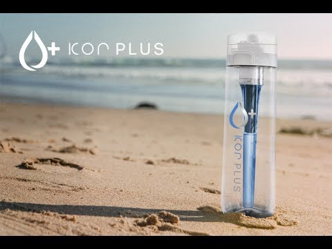 KOR+ Hydrogen-Rich, Antioxidant Water On The Go