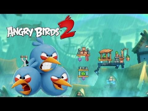 Angry Birds 2 - Rovio Entertainment Ltd LEVEL 199