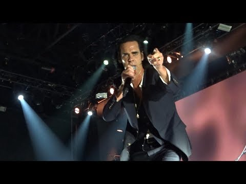 Nick Cave & The Bad Seeds - Live @ Adrenaline Stadium, Moscow 27.07.2018 (Full Show)