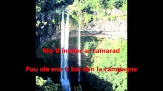 Sega Ile Maurice - Cassiya Marlene Lyrics.wmv